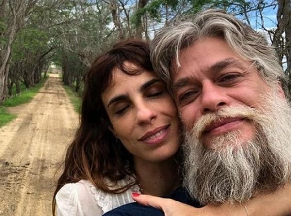 Ator Fábio Assunção assume romance com Maria Ribeiro