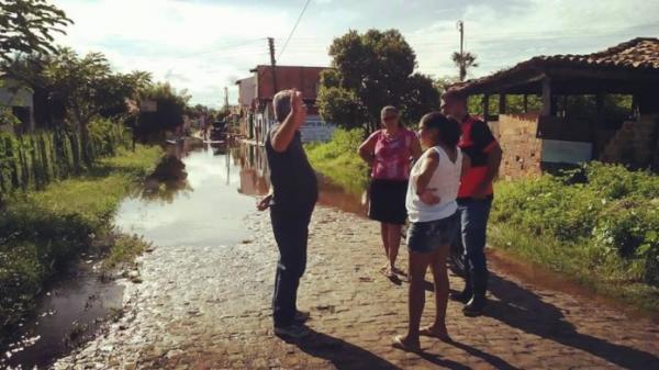 Prefeitura de Barras continua mobilização para retirar moradores de áreas de risco