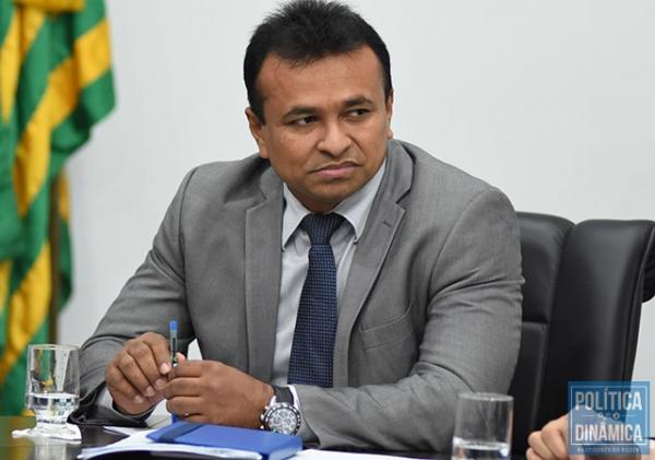 Fábio Abreu assume como membro da Comissão de Segurança Pública da Câmara