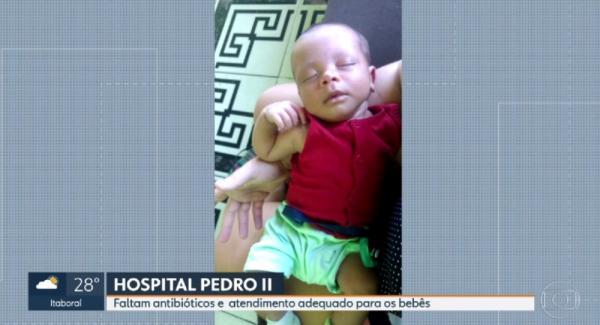 Hospital no RJ faz atestado de óbito, mas depois diz que bebê está vivo