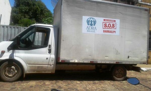 ADRA Brasil entrega 500 kits de higiene para vítimas de enchente em Barras