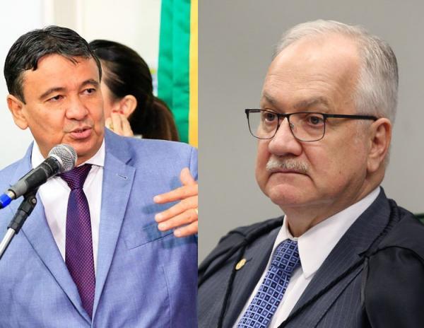 Governador Wellington Dias faz pedido ao STF para liberação de empréstimo junto a Caixa Federal