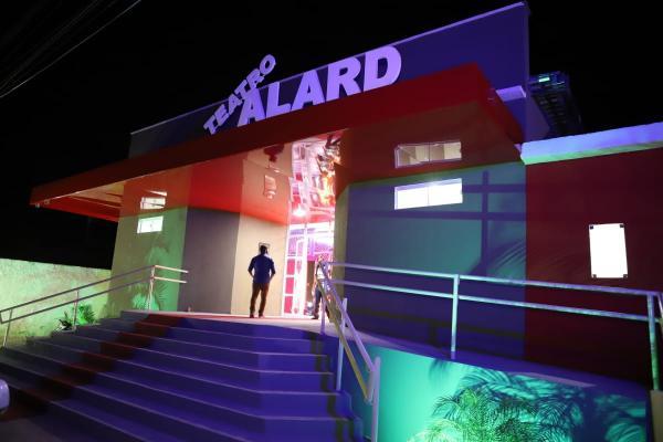 Piauí é o estado que mais construiu teatro no país