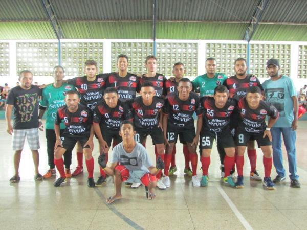 Equipe do Bulls perde de 3 a 0 para Os Cobras no clássico do Futsal 2018