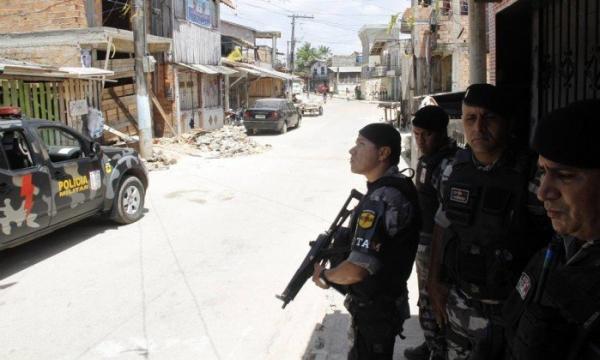Belém tem 18 mortes após assassinato de policial militar
