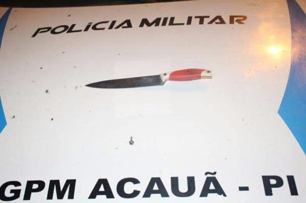 Homem é preso após tentar matar esposa e filhos no Piauí