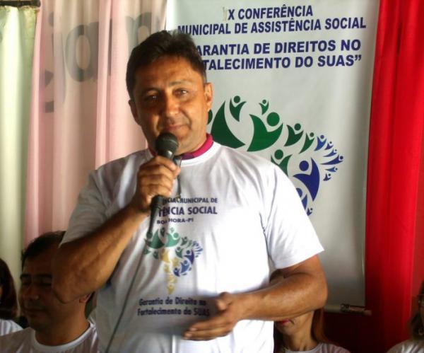 Prefeito de Boa Hora concede benefícios eventuais dentro do município