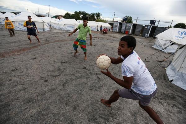 Venezuelanos no Brasil em busca de melhores condições