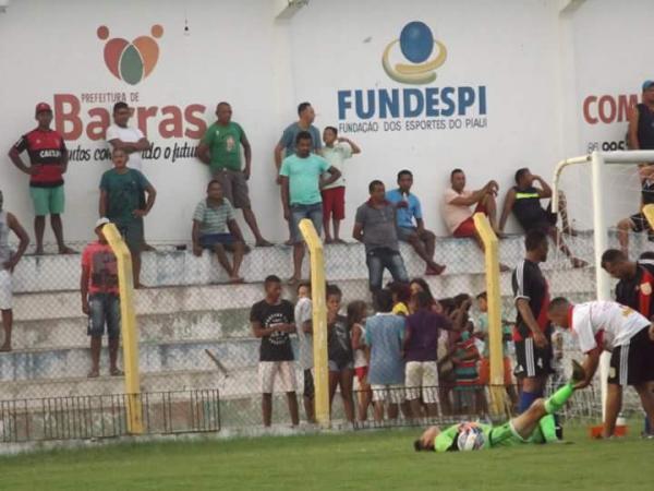 Definida as semifinais da Copa Anísio Ramos de futebol amador