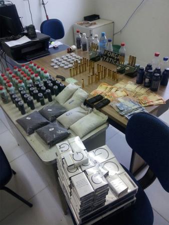 Distribuidor ilegal de munição é preso no Piauí