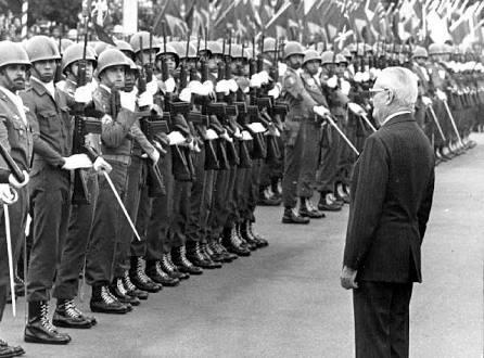 Ex presidente Geisel autorizou execuções a opositores, diz CIA
