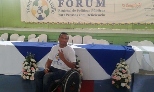 Seid realizou Fórum de Políticas Públicas para Pessoas com Deficiência em Campo Maior PI