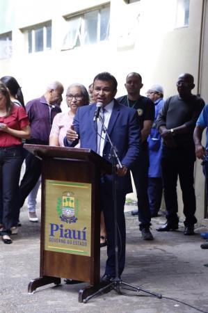 Fábio Abreu destina recursos para modernização da saúde pública