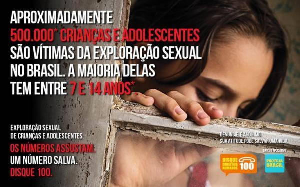 Teresina registra 34 casos de exploração sexual por mês
