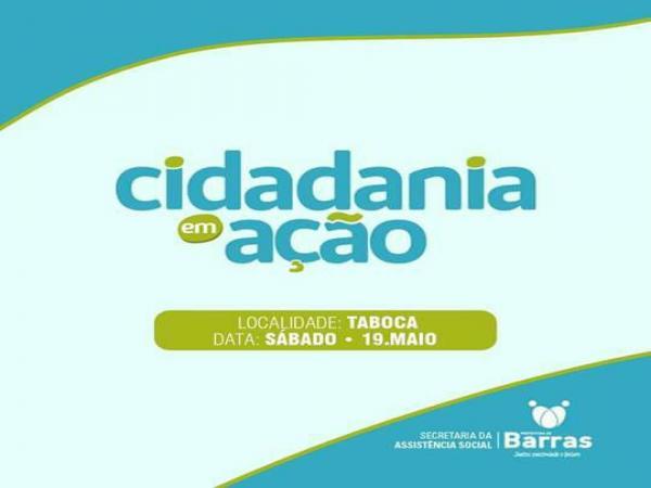 IV edição do Cidadania em Ação na localidade Tabocas zona rural