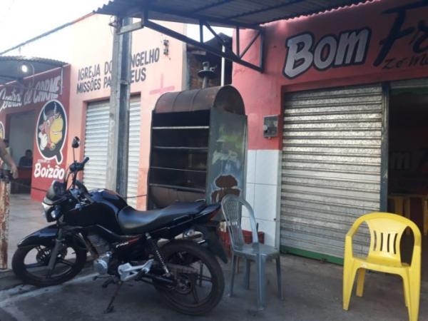 Preso em Barras acusado de receptação de moto roubada