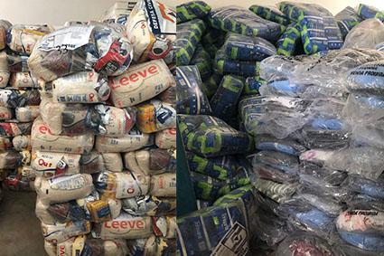 Barras PI: famílias atingidas pelas enchentes recebem kits de ajuda humanitária