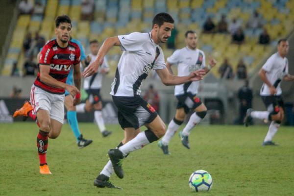 Vasco empata com o Flamengo pelo Campeonato brasileiro