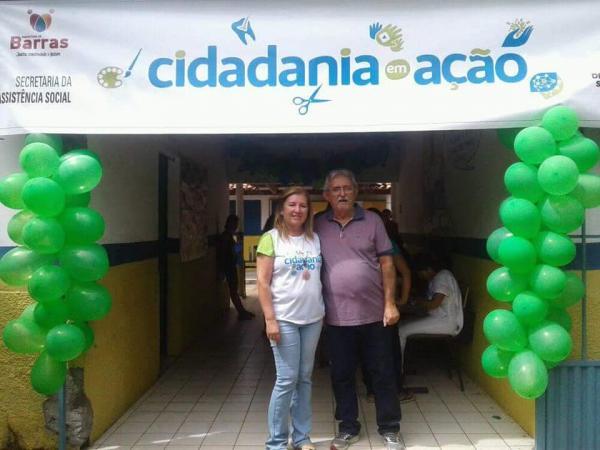 Governo de Barras PI leva a IV edição do Cidadania para as Tabocas