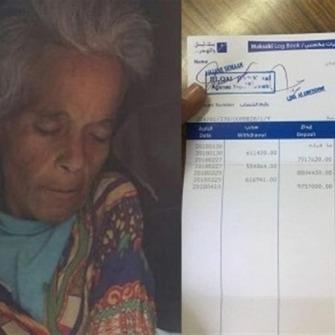 Sem-teto encontrada morta na rua tinha R$ 4,5 milhões em conta bancária