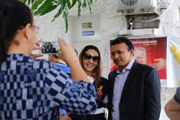 Deputado Fábio Abreu participa do Maio Amarelo debate conscientização no trânsito na SSP