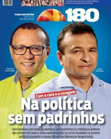 Fábio Abreu idealizador do projeto Cidadão mirim participou de evento alusivo ao Dia das mães