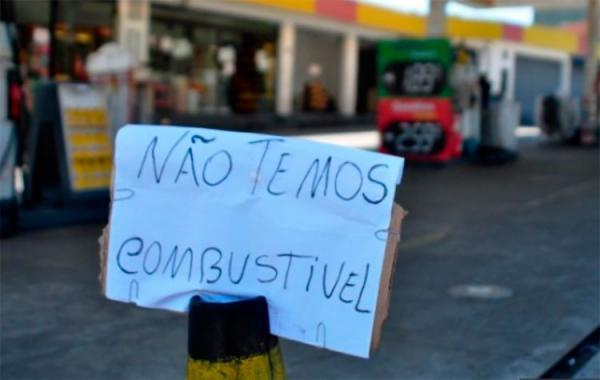 Piauí começa a sofrer falta de combustível nesta sexta feira