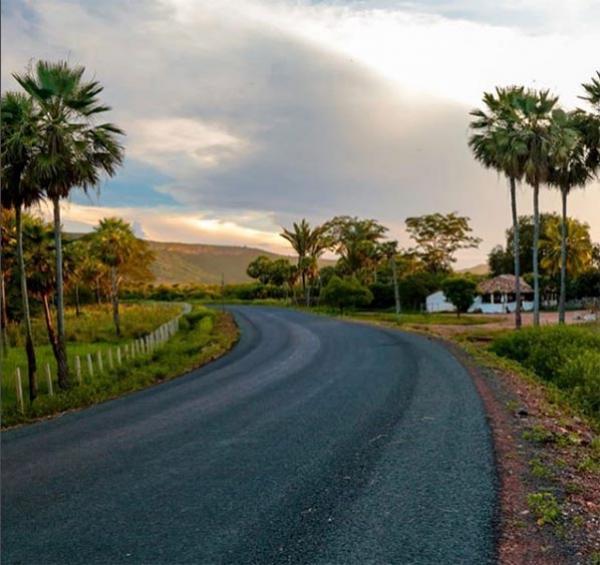 Nova estrada que irá reduzir em 85 km a distância entre a capital e Barra Grande