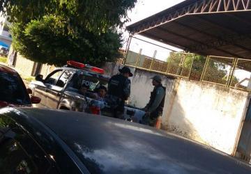 Polícia prende acusados de tentativa de assalto a banco em União PI