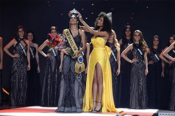 Jornalista do Amazonas vence Miss Brasil 2018