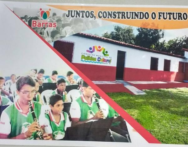 Escola de música Luizinho Fernandes será reinaugurada dia 08/06