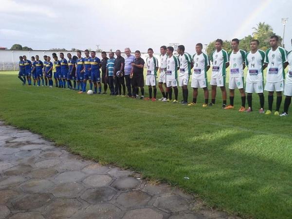 Campeonato Barrense de Futebol 2018
