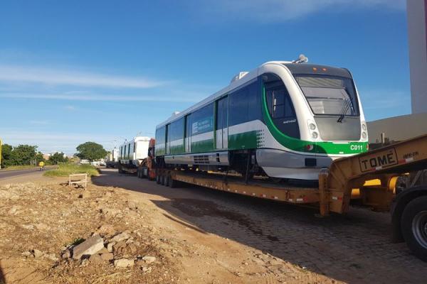 Piauí vai ter um dos trens mais rápidos do país