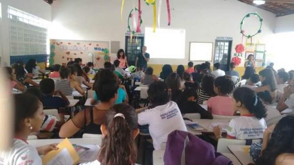 Semed prepara alunos para OBMEP