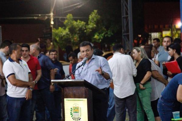 Fabio Abreu destinou emendas parlamentares para Agricolândia PI