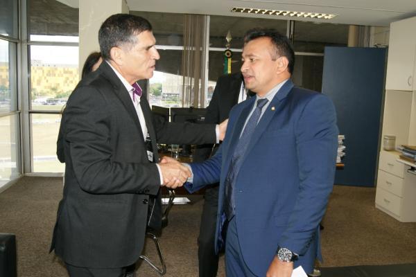 Fábio Abreu consegue liberação de equipamentos para Segurança Pública