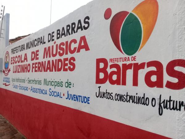 Escola de Música é reaberta em Barras PI