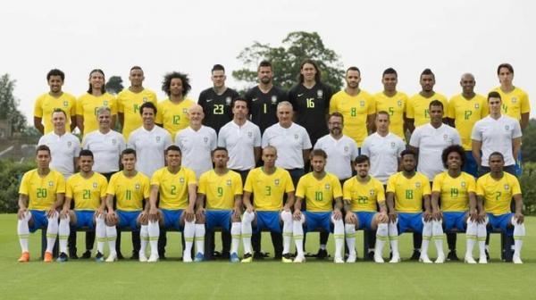 Brasil derrota Áustria por 3 a 0 em Viena