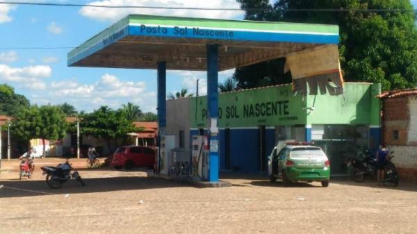 Posto de combustível é assaltado em Boqueirão do Piauí