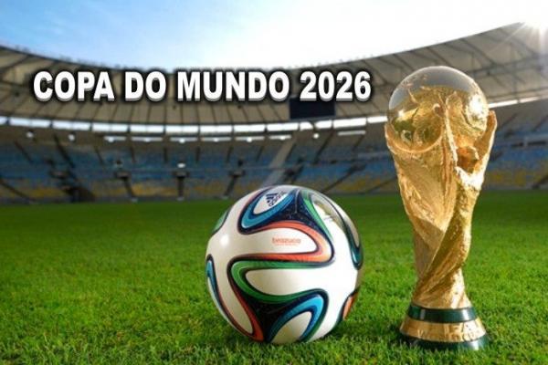 Estados Unidos, México e Canadá sediarão Copa do Mundo de 2026
