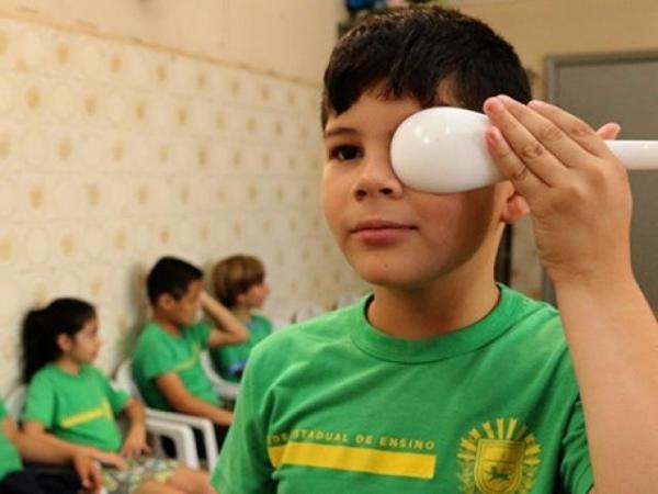Senado aprova testes de visão e audição em alunos de escolas públicas