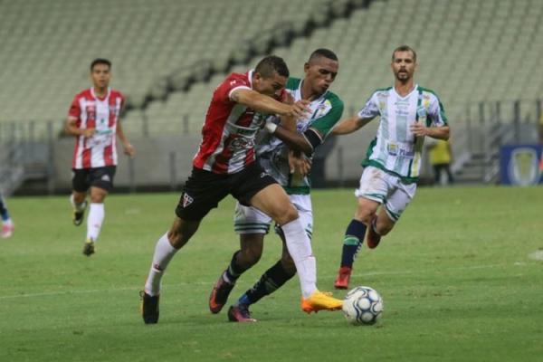 Altos empatou em Fortaleza e vai decidir classificação em casa
