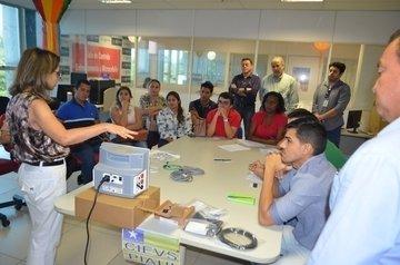 Profissionais de Saúde do Hospital Leônidas Melo participam de capacitação pelo SESAPI