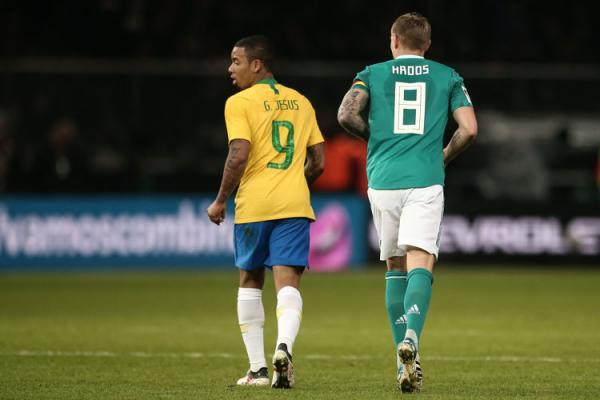 Brasil pode pegar a Alemanha nas oitavas