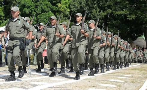 PMPI promove 72 oficiais nos 183 anos da Corporação policial militar