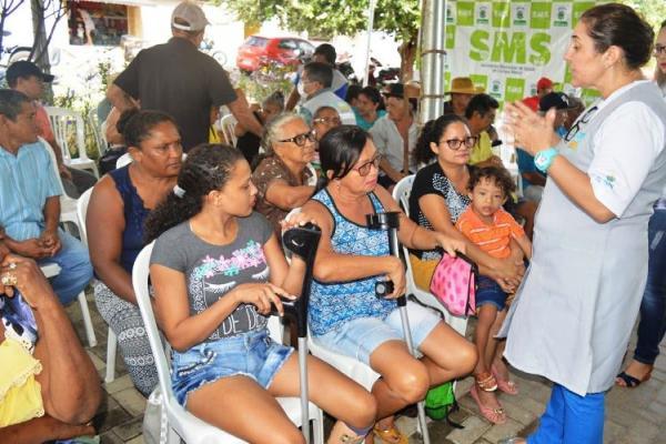Mais de mil pessoas receberão aparelhos ortopédicos em Campo Maior