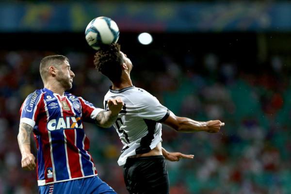 Bahia passa para final da Copa do Nordeste após empate com o Ceará