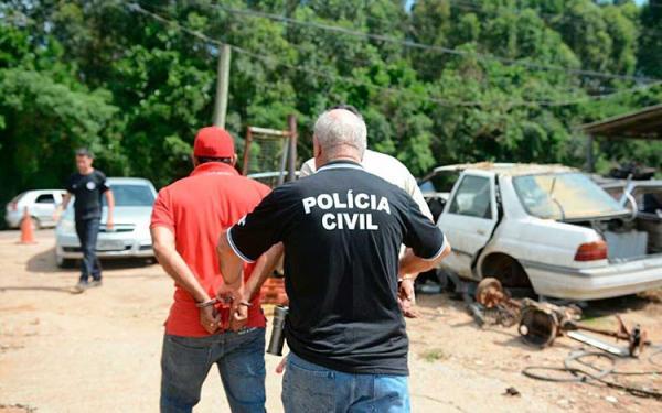 Polícia Civil cumpre 171 mandados no PI e mais quatro Estados