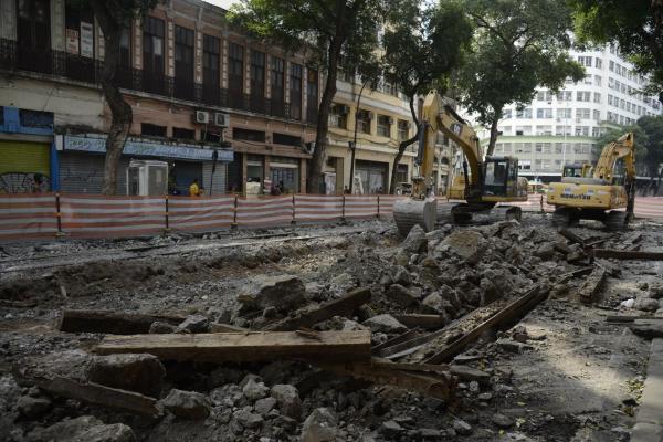 Escavações no Rio podem descobrir cemitério de escravos