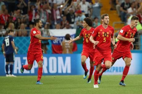 Bélgica será a adversária do Brasil nas quartas de final da Copa